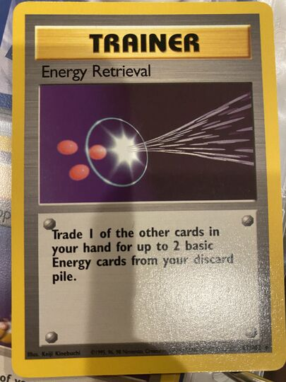 81/102 energy retrieval Item Image