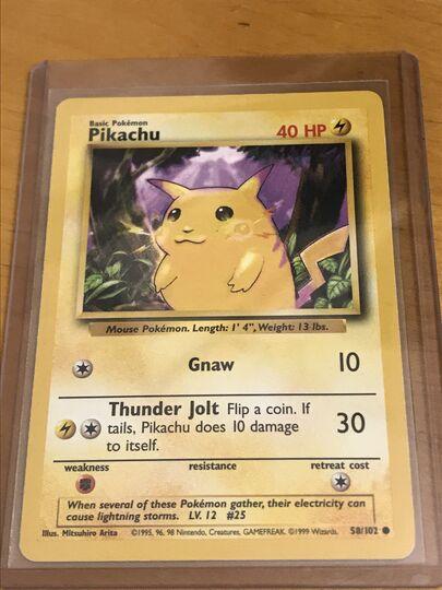 pikachu yellow cheeks Item Image